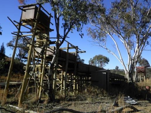 The Derelict Mines Program Aims To