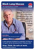 Chief Inspector Black Lung poster