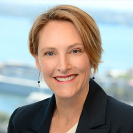 Deputy Secretary of Resources and Energy in the NSW Department of Industry Kylie Hargreaves.