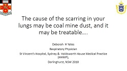 Deborah Yates presentation