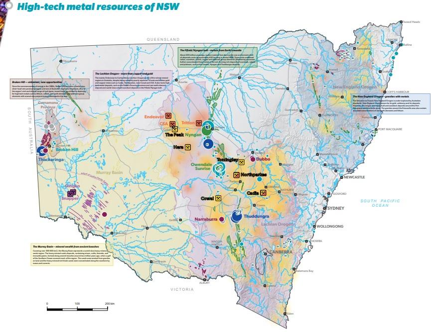 metals map